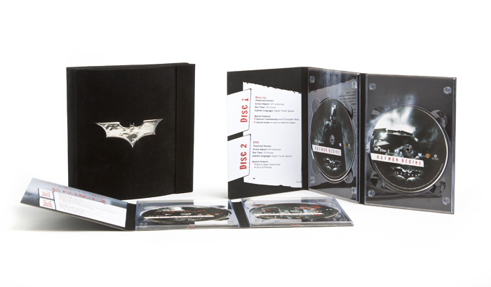 Batman Collector's Edition DVD Set